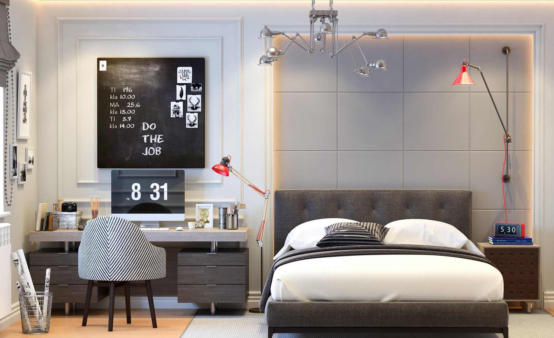5 Teen Bedroom Ideas. How to Decorate a Teen Room?