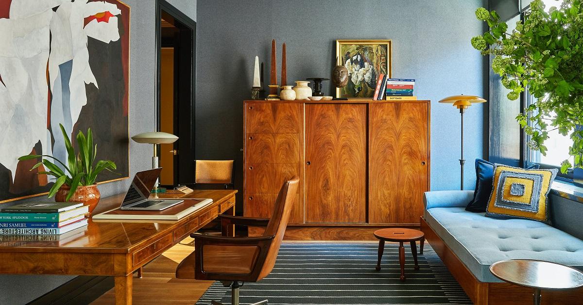 Art Rosewood - домашний офис