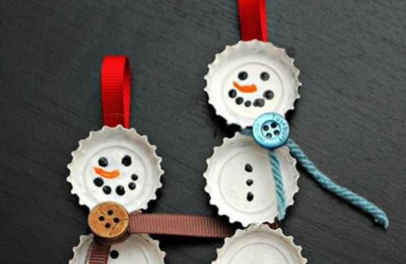 Christmas ornaments for children