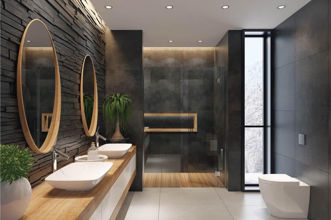 Skandinavisches Badezimmer   20 Charmante Ideen für ein Trendiges ...