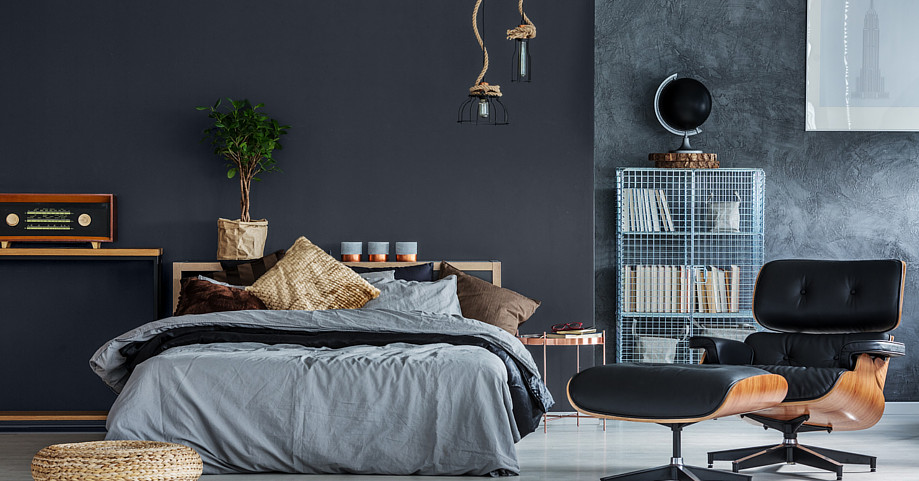 Charcoal Grey Check Out The Latest Trend In Home Decor 2021