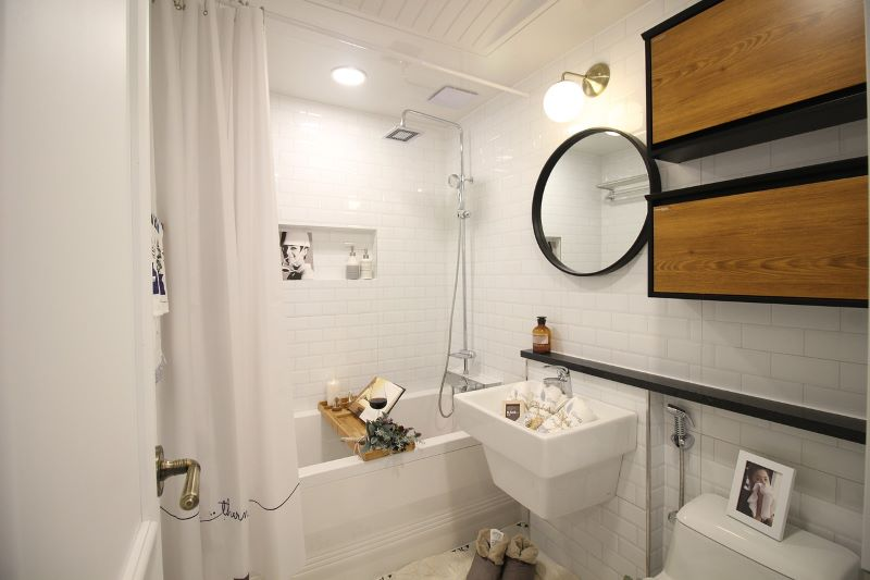 Small bathrooms with bathtubs – can they look stylish? Modernize the classic look