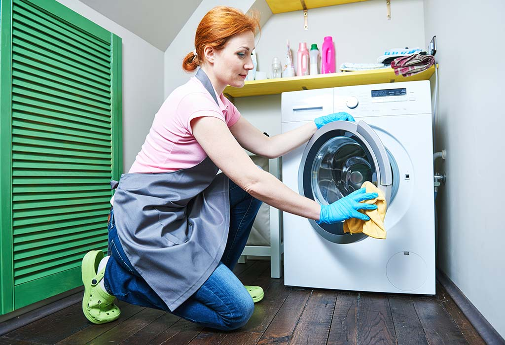 Cleaning the Washing Machine Naturally - the Best Remedies