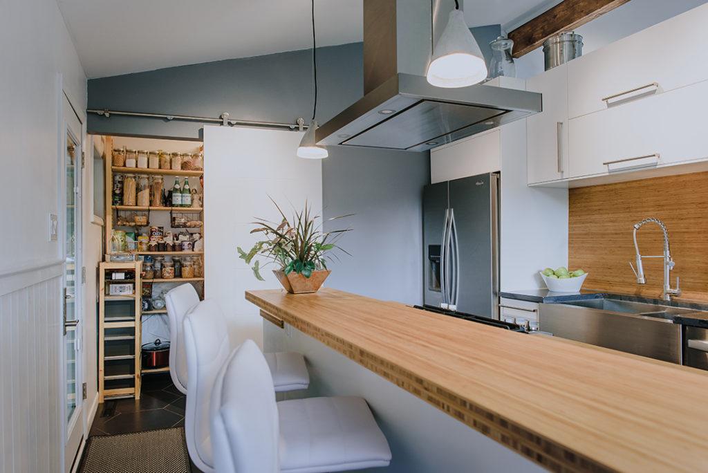 Scandinavian kitchen project