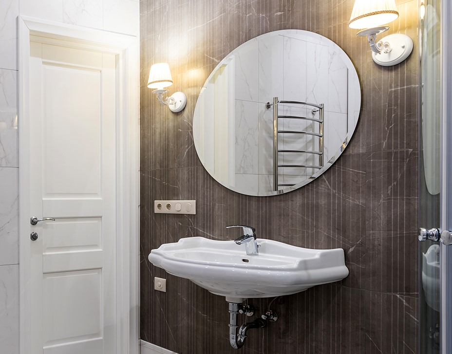 A good space planning is key for an attic bathroom design