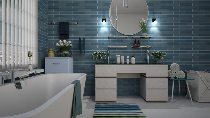 Small Bathroom? Inspire Yourself with 9 Best Bathroom Trends