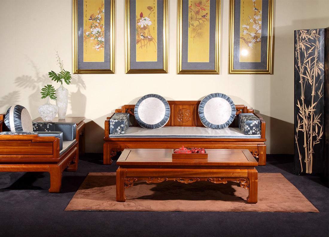 Мебель в старинном стиле - палисандр