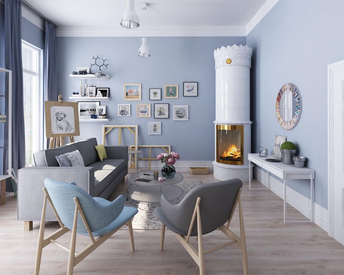 Scandinavian Living Room   20 Outstanding Nordic Decor Ideas