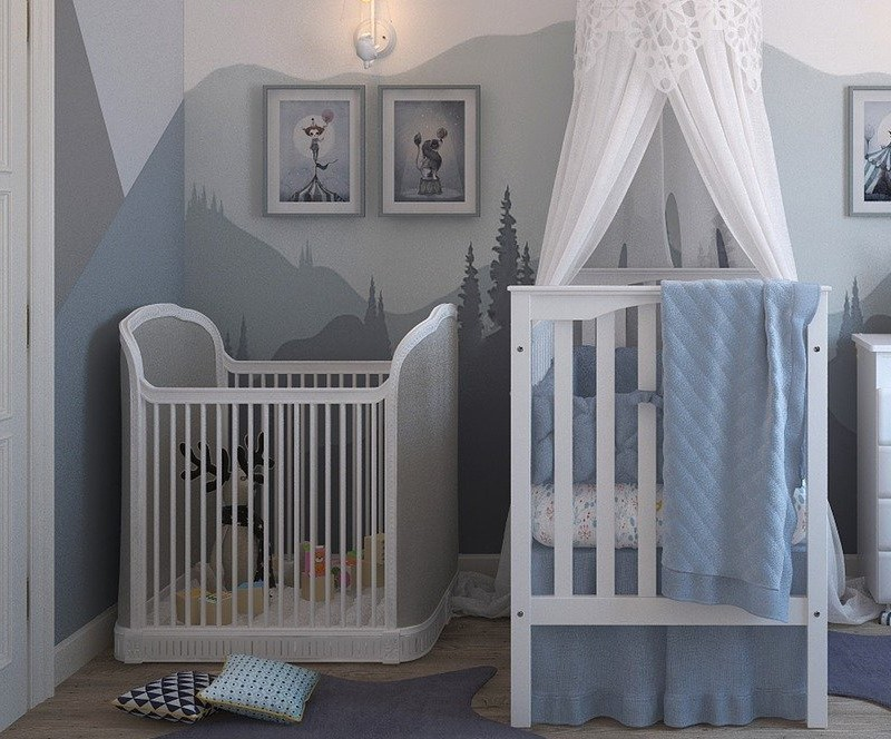 Charcoal grey - do not use for a children's room 2