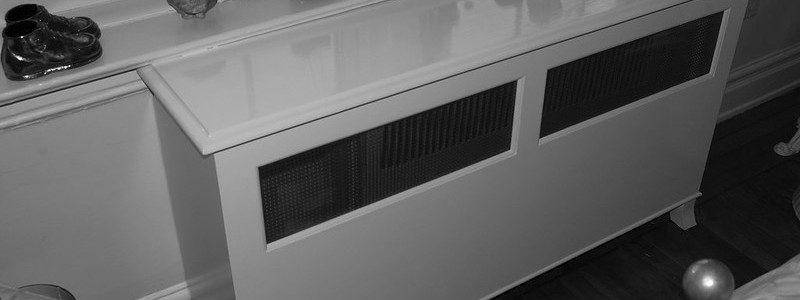 Radiator cover - advantages