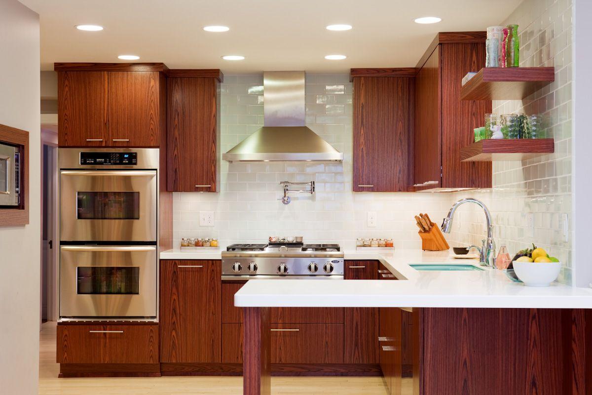 Кухня и нестандартная цветовая гамма - палисандр - хороший выбор?
