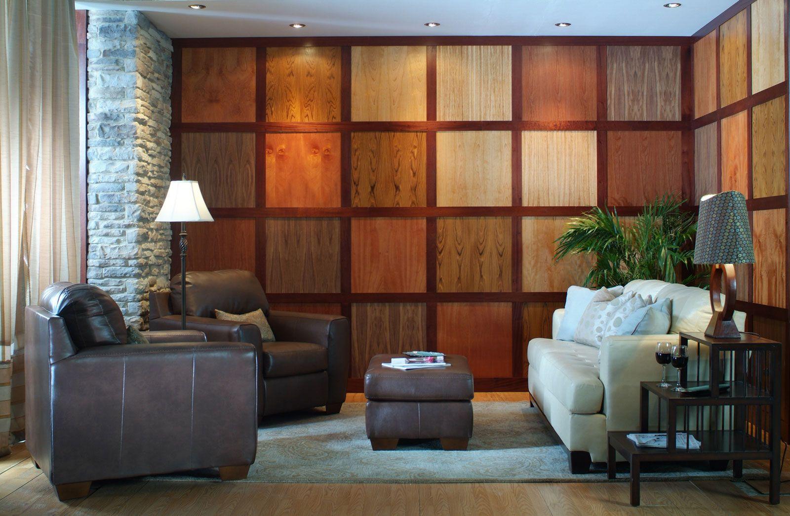 Палисандр - Ставка на необычный цвет дерева для квартиры