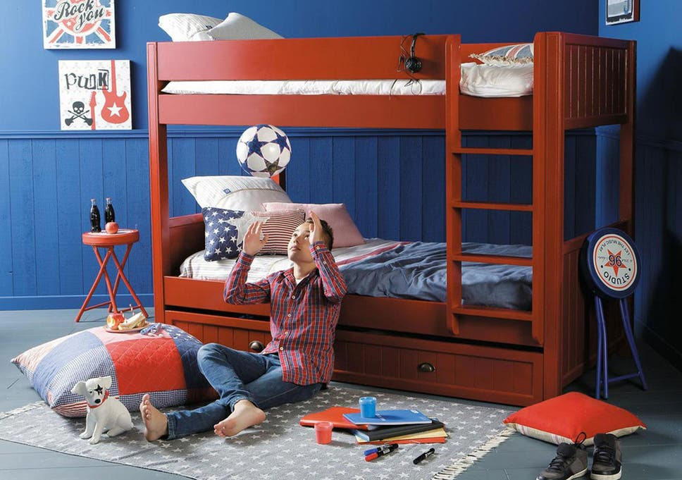 Boy bedroom - bunker bed