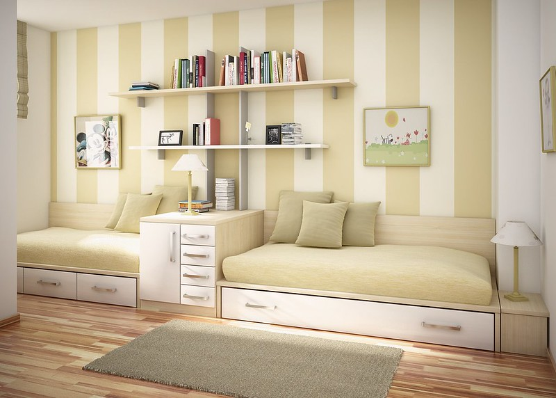 Teen bedroom ideas – a well-thought-out design