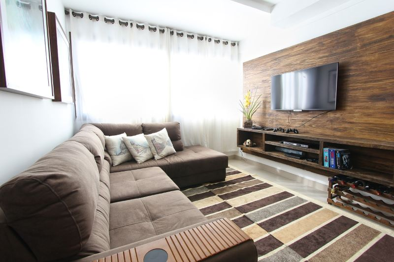 Best TV Wall Ideas – How to Design It in a Living Room?