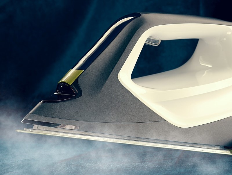 How to clean a steam iron safely