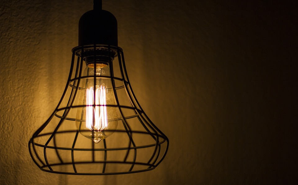 Industrial style lighting