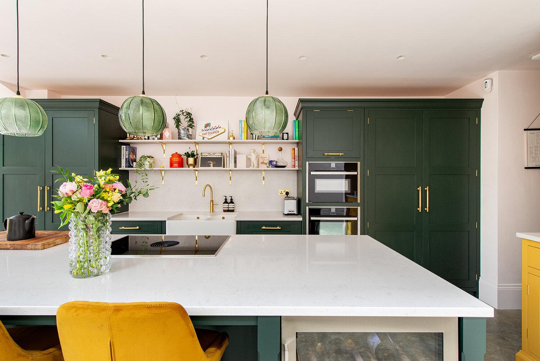Green Kitchens 3 Inspiring And Unique Kitchen Ideas